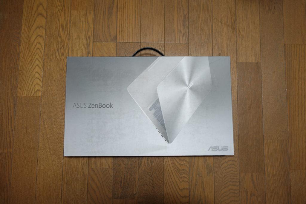 【asus zenBook ux330ua】Windowsノートパソコン開封レビュー!