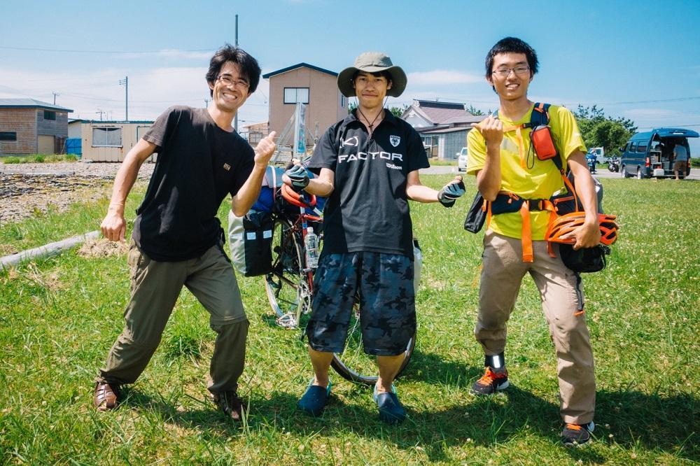【日本一周74日目】北海道へ来たぜ!入国手続きを済ませ、セコマ&ラッキーピエロ