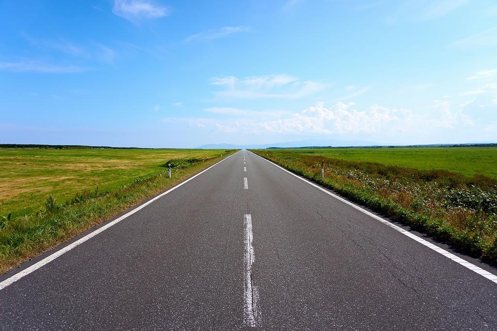 北海道の絶景を見たいなら、オホーツクラインを避けエサヌカ線へ!