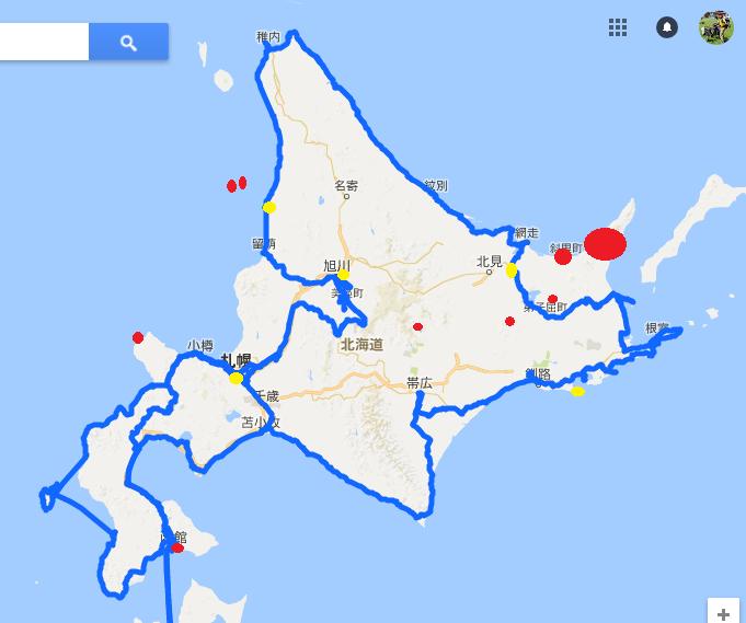 日本一周後半戦、北海道で行っておきたい場所一覧!