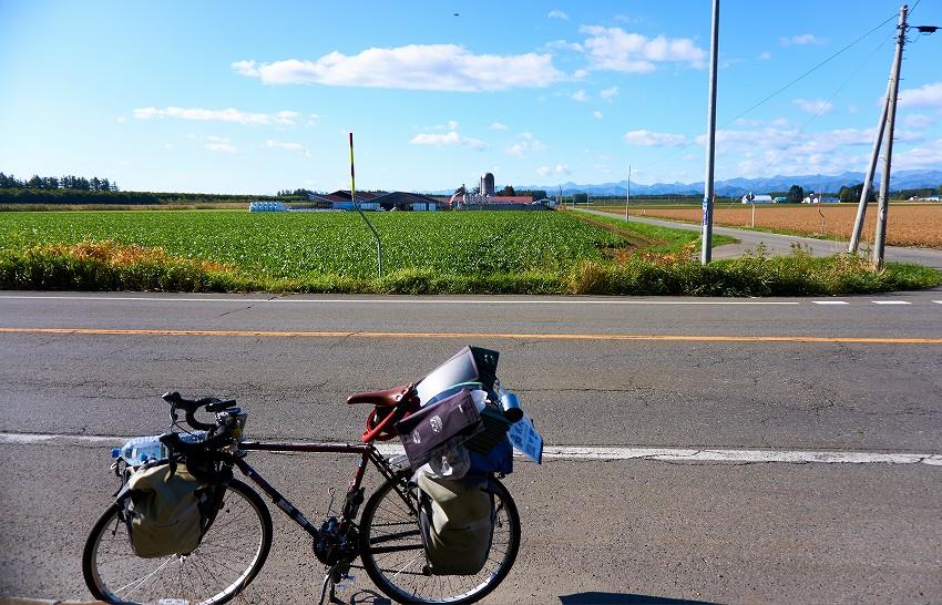 自転車パンクの1日。結局、タイヤ交換しました。【日本一周154日目】