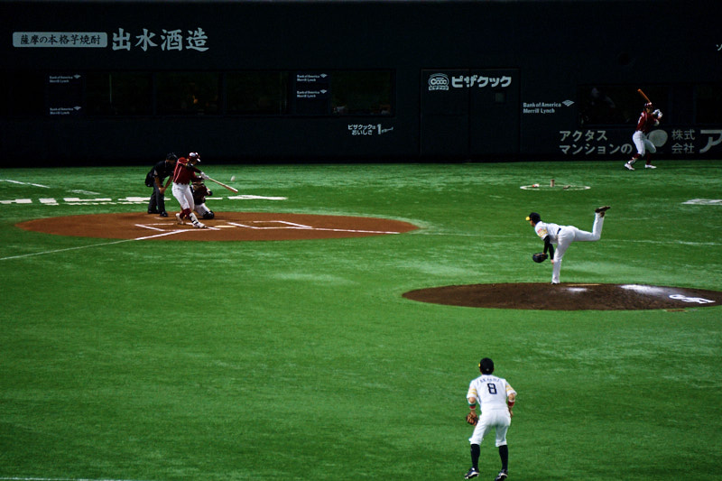 CS初戦は東浜!両軍空中線に。プロ野球応援はやっぱり楽しい!