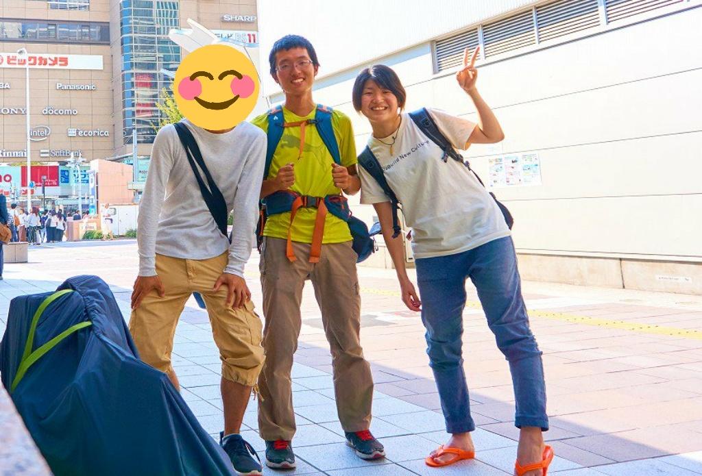 名物きしめんをいただきました!(仙台~名古屋~福岡)@旅人フミオさん
