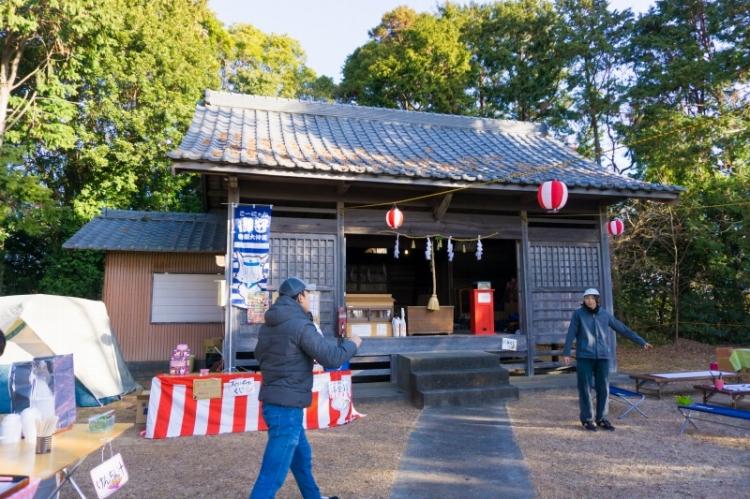 高知県かとり神社