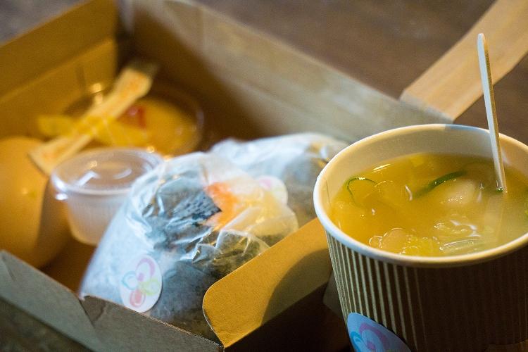 ツムグお台所 お味噌汁