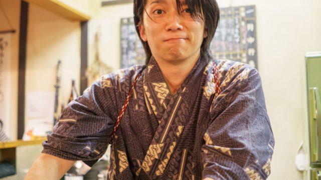 山口萩のお好み焼き屋『萩侍』SAMURAIが作る広島の味