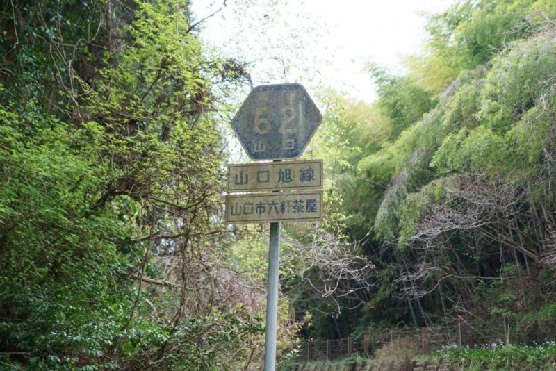 県道62号線