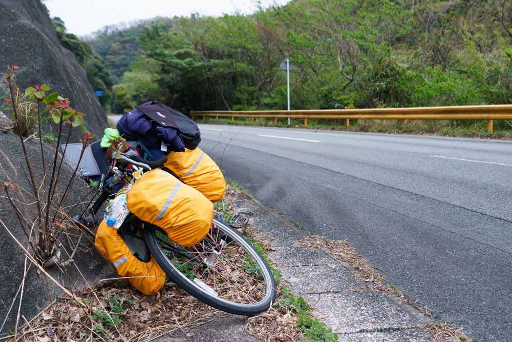 すいか農家さんのバイトは自転車で