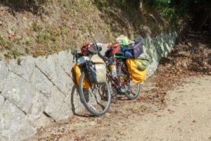 自転車日本一周末次