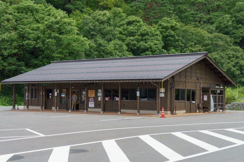 白川郷バスターミナル