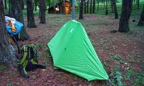 黒崎キャンプ場 レビューブログ
