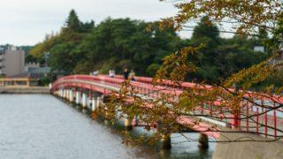 福浦橋と福浦島