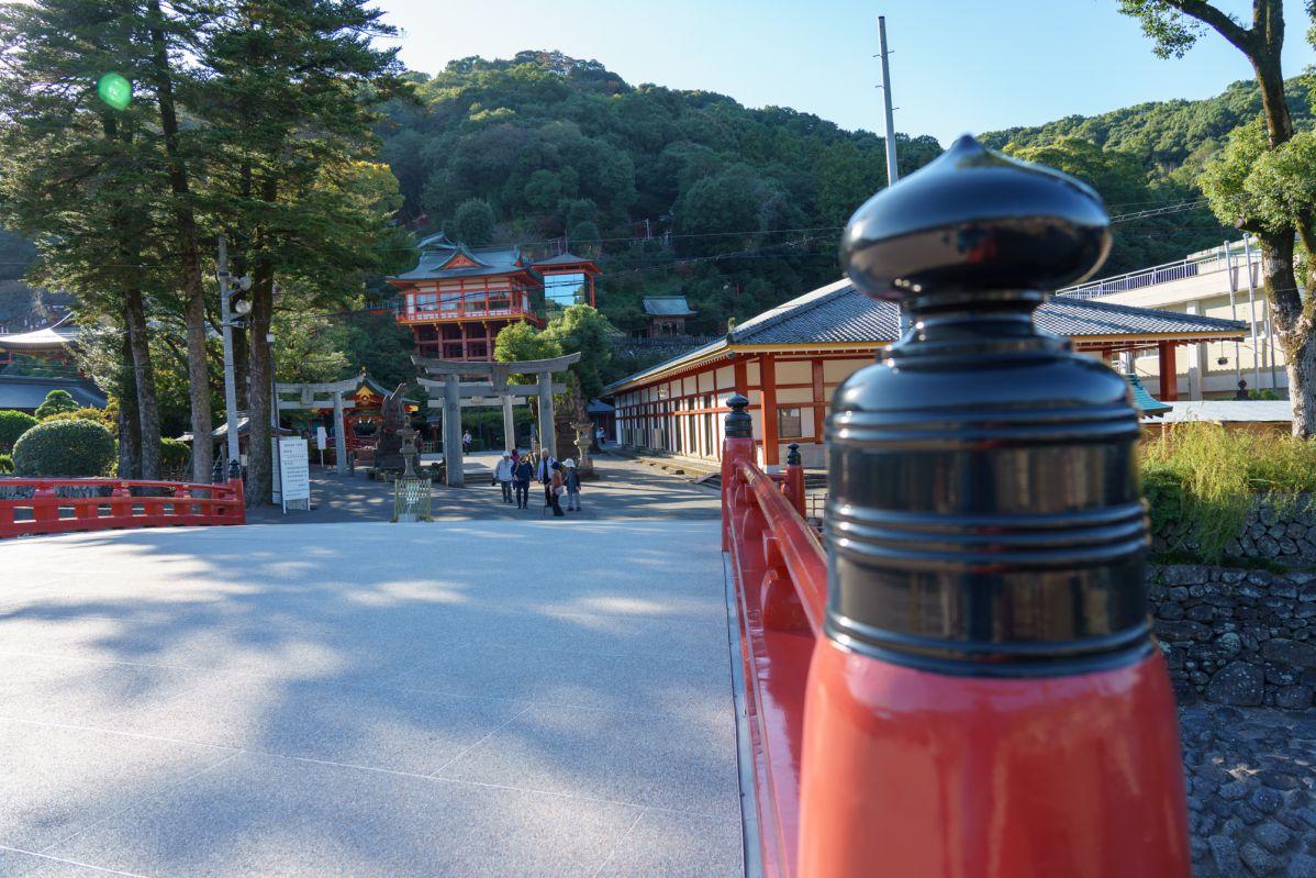 祐徳稲荷神社の入り口