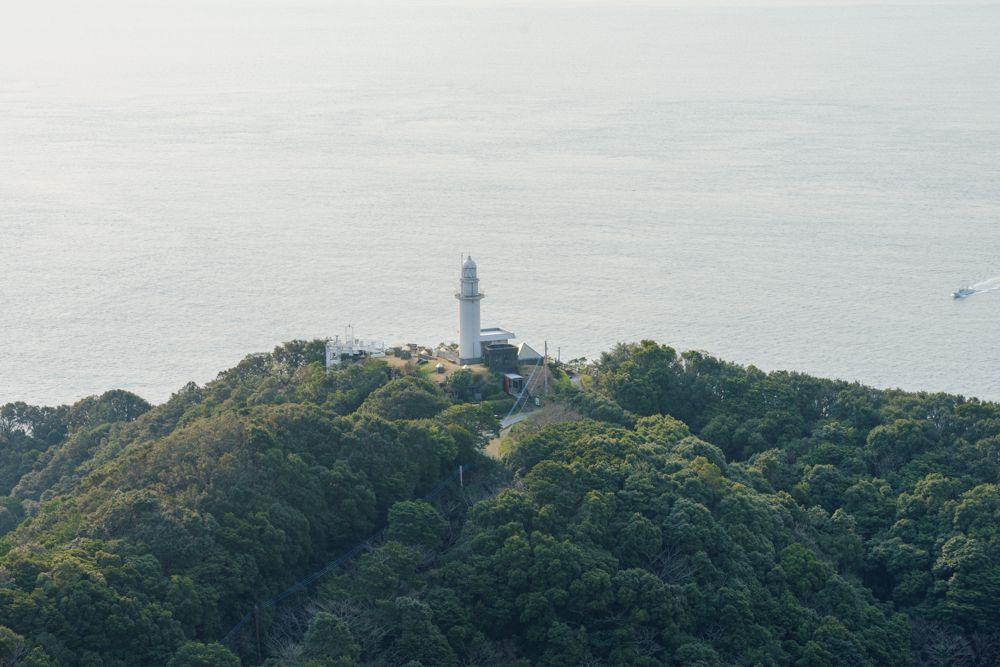 鶴御崎灯台