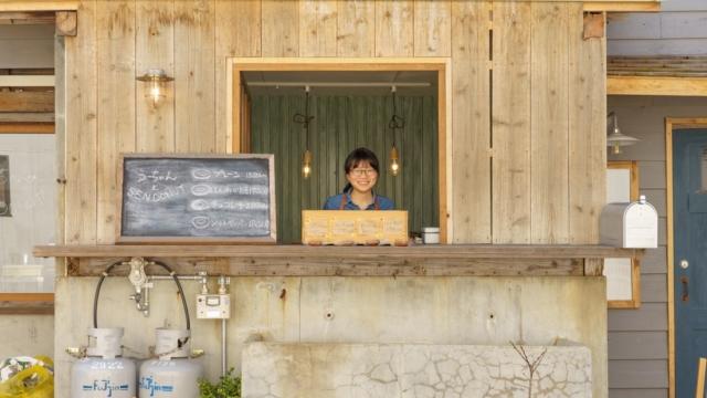 うーちゃんとセンドーナツ 大分県佐伯市のドーナツ屋