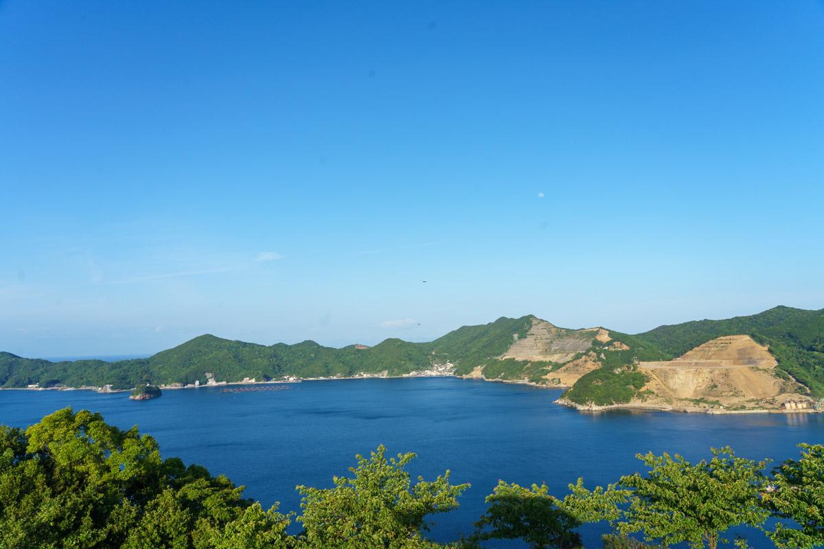四浦展望台 風景