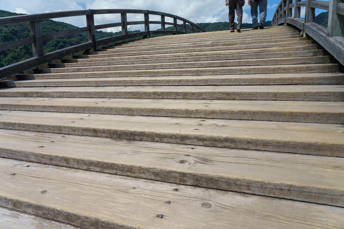 階段に注意!