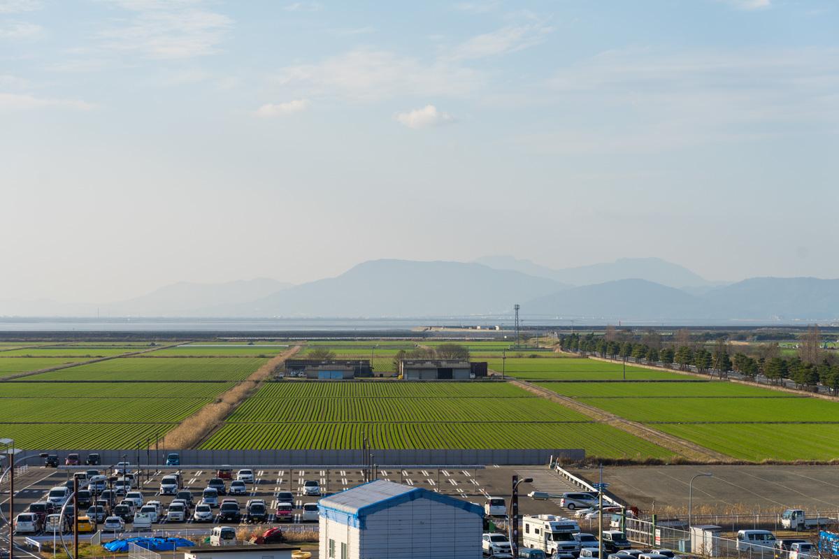 佐賀空港までのアクセス